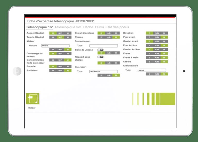 Nos références. Développement sur mesureDéveloppement mobileDéveloppement webPerformance commercialeSatisfaction clientEfficacité interneMobilitéGestion de donnéesPilotage d'entrepriseEt plus encore...Toutes nos références