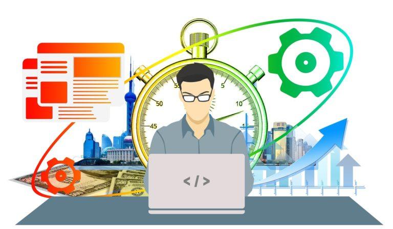 société de développement web